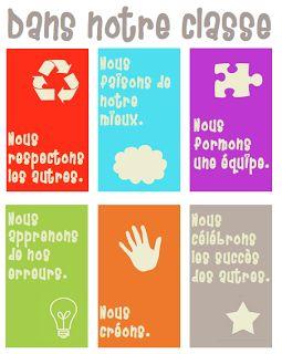 Enseigne, crée, aime. : Affiches inspirées...