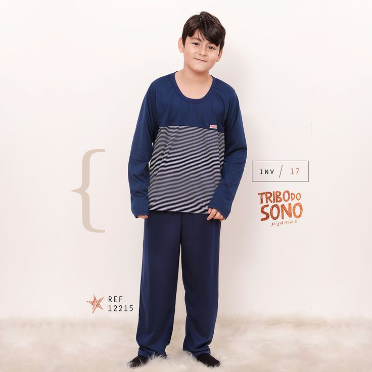 Pijama masculino.