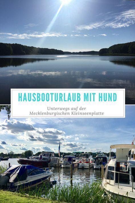 Ein Hausbooturlaub mit Hund auf der Mecklenburgischen Seenplatte heißt Runterkommen in der Natur. Alles zu unserem Törn zwischen Müritz und Havel erfährst Du hier.
