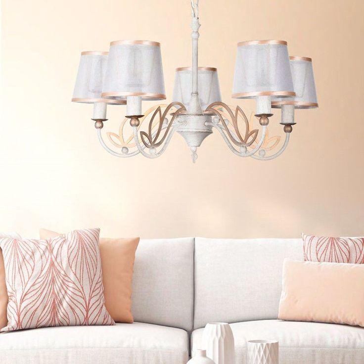 Kronleuchter Landhausstil Kristall Dekorieren Light Licht Leuchte Interieurdesign Interieur Kronleuchter Kronleuchter Ideen Wohnzimmer Leuchte