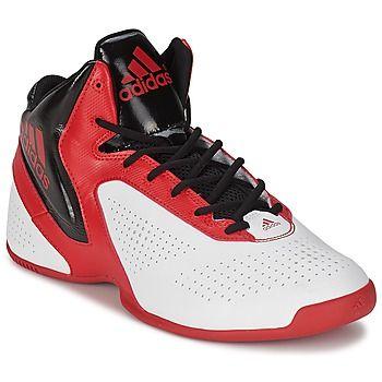 ¡El modelo #Nxt #Lvl #Spd 3 son unas zapatillas de baloncesto de la marca #Adidas #Performance! Con su corte en piel en color blanco atrae todas las miradas. Un forro en textil y una plantilla en textil protegen el pie. Su suela en caucho refuerza nuestro rendimiento en cada partido. #baloncesto #basket #zapatillas #botas #adidas #hombre