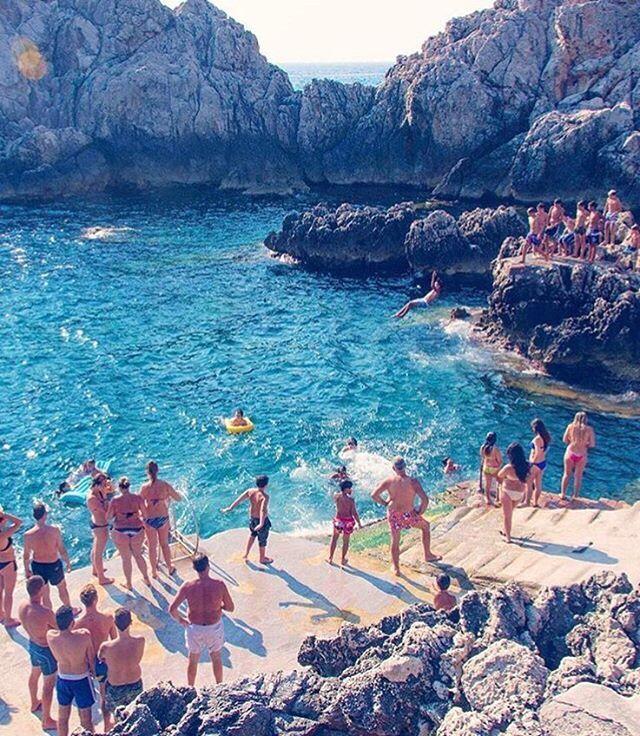 Tuesday day dreaming  Photo   @graymalin #Capri #Italy #Travel
