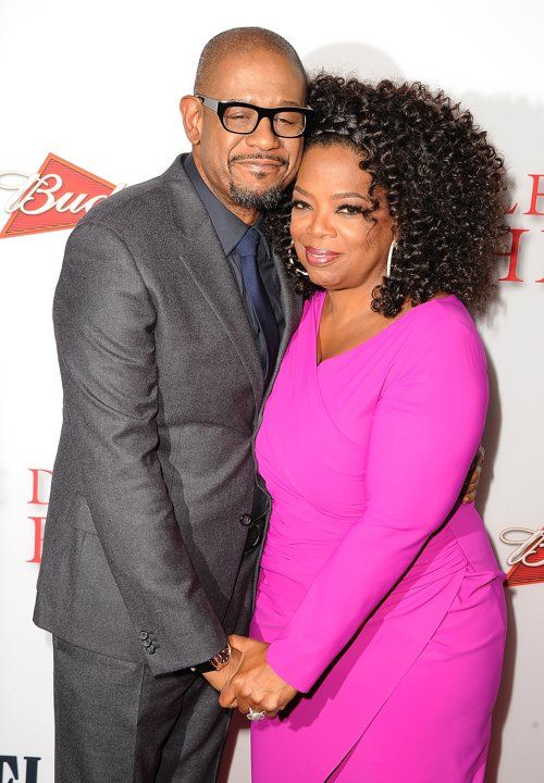 oprah winfrey and forest whitaker relationship quotes