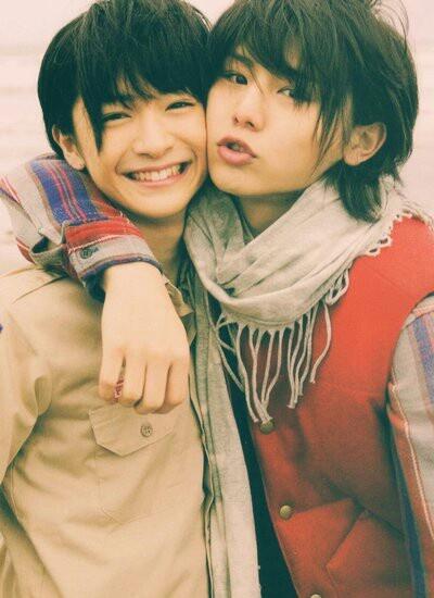 chinen yuri + yamada ryosuke