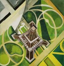 """Résultat de recherche d'images pour """"Robert Delaunay (1885-1941) La Tour Eiffel"""""""