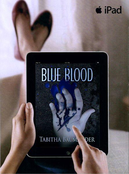 my novel Blue Blood available on amazon.com