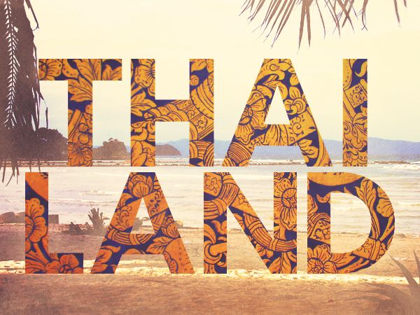 Thailand   A Year In Landscape