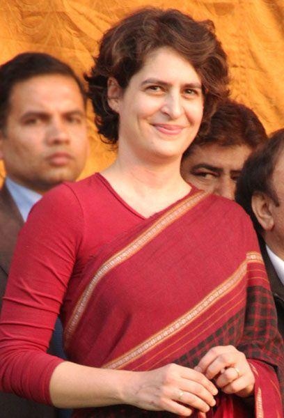 Priyanka Gandhi Sarees - Google Search  Cotton Sarees -1117