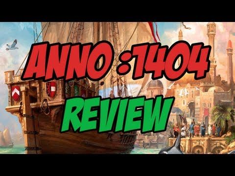‪Anno 1404 כן, מעניין, אחרי זה המליצו לי תוסף Venice expansion      ‪Anno 1404: Dawn of Discovery - Qwerty Review (PC)‬‏ - YouTube