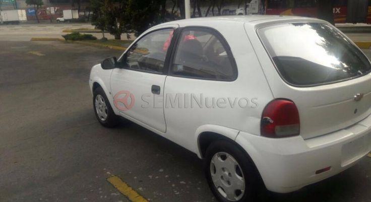 Chevrolet Chevy 2007 Hatchback (3 Puertas) en Gustavo A. Madero, Distrito Federal-Comprar usado en Seminuevos