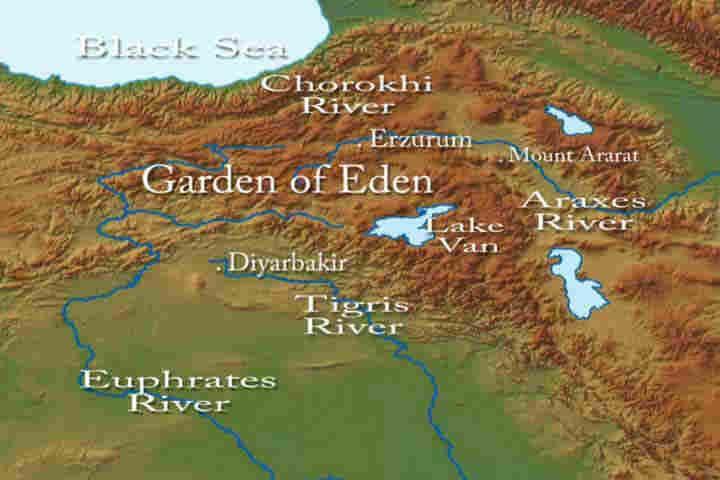 Garden Of Eden Found The Wider Question Of How This Analysis Of The Garden Garden Of Eden