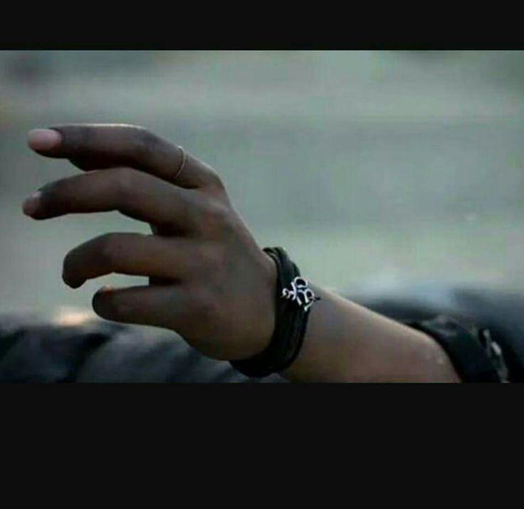 Priyanka Chopra (Alex Parrish  signature bracelet OM in Quantico )