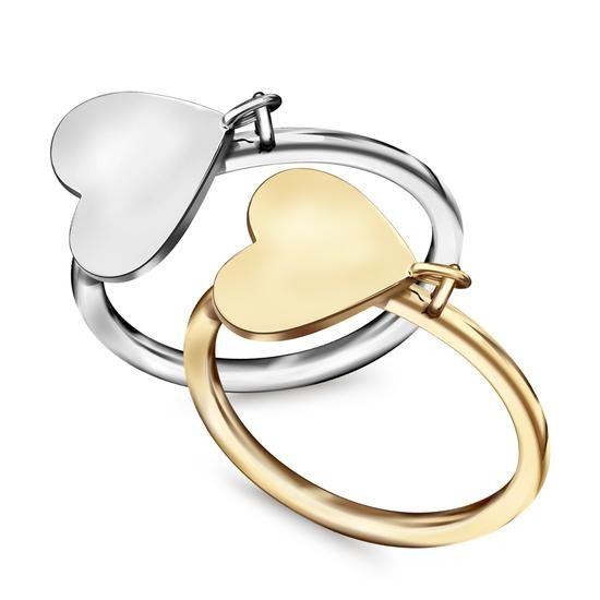 Srebrny Pierścionek TAG ME, 99 PLN, www.YES.pl/56117-tag-me-srebrny-pierscionek-AB-S-000-000-APCL509 #jewellery #Candy #BizuteriaYES #shoponline #accesories #pretty #style