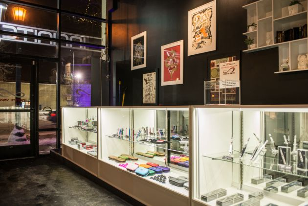 Infinite Vapor On A Mission With Artful E-cig Shop