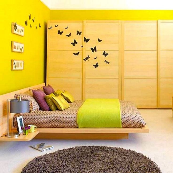 Best 25+ Yellow bedroom paint ideas on Pinterest Decorating with