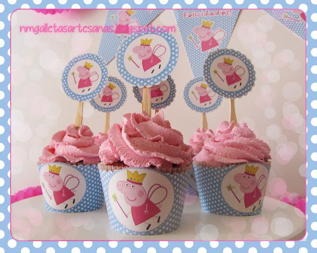 Kit de fiesta Peppa Pig {Descarga gratuíta}