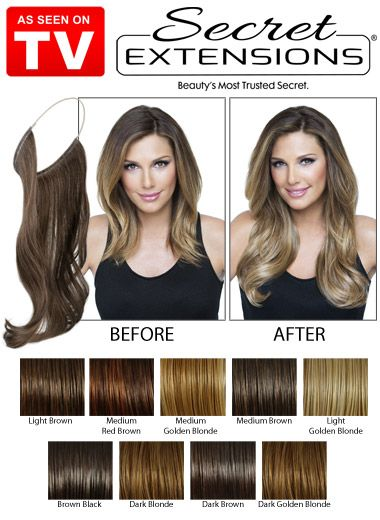 25 unique invisible hair extensions ideas on pinterest black add of thicker longer and fuller hair thats ready to wear instantly secret extensions headband is the virtually invisible hair extension that blends pmusecretfo Gallery