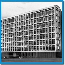 Wolverhampton's School of Art and Design, c.1970.