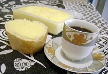 Creme de milho, substituto para manteiga de origem animal