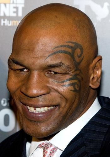 15 CELEBS YOU DIDN'T KNOW WERE MUSLIM-----MIKE TYSON