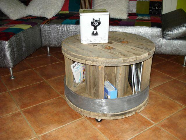 16 best touret images on pinterest touret bobine de bois et table de bobine de c ble. Black Bedroom Furniture Sets. Home Design Ideas