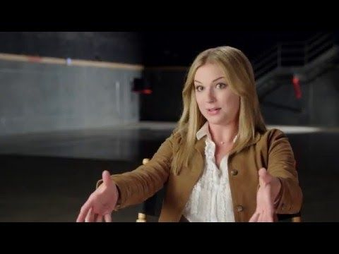 "Captain America Civil War Behind-The-Scenes ""Sharon Carter"" Interview - Emily VanCamp - YouTube"
