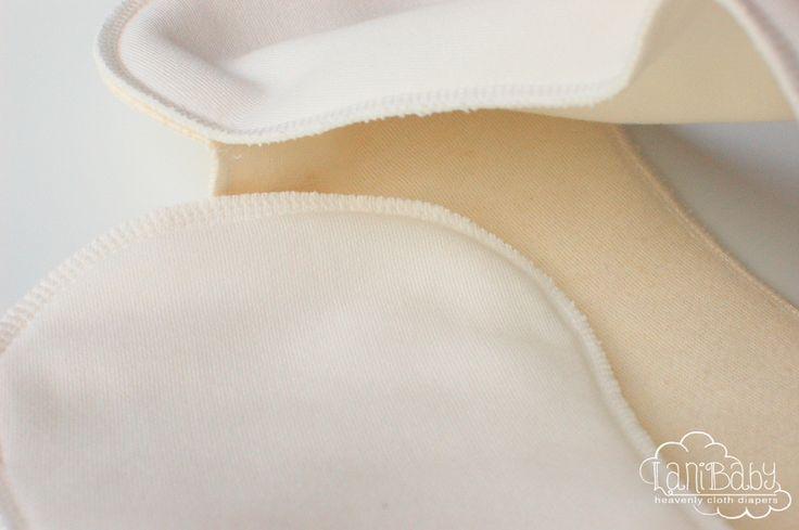 Lanibaby Quick Dry Bamboo Hemp Insert Soaker Set Cloth Diaper. | www.lanibaby.com