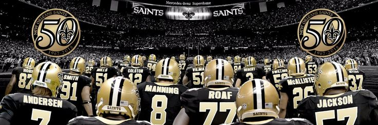 New Orleans Saints ♥♥