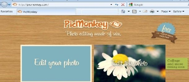 FREE online photo editing tutorial. {We've found another replacement for Picnik!}