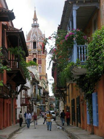 Cartagena (Colombia) such a beautiful place