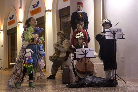 Mirandolandia  Storie di lavoro, pane e nebbia http://www.viefestivalmodena.com/spettacoli/mirandolandia/  Foto Andrea Veratti