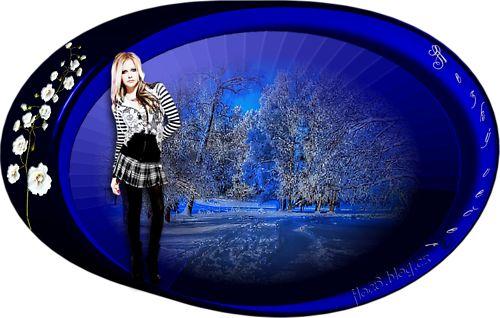 Krásny štvrtkový zimný večer! Album!