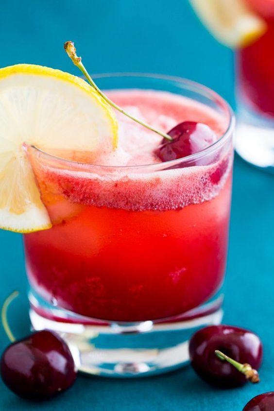 Kirsch-Limonade