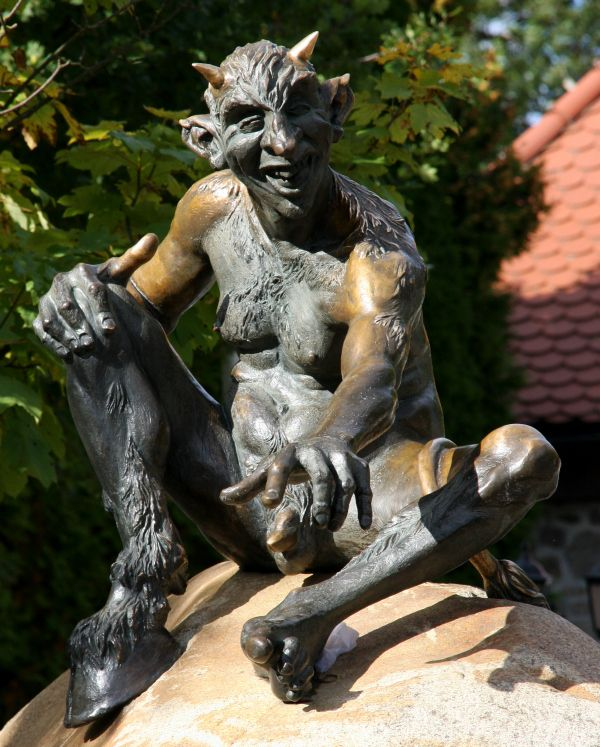 Hexentanzplatz Thale - Where witches dance #Germany #Harz