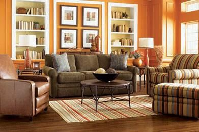Collins - Official La-Z-Boy Website   Living Room   Pinterest   Seat Cushions Living Room Sofa ...