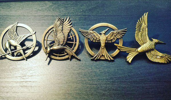 WOW! This Looter was able to complete her Hunger Games Mockingjay Pin collection with a little help from her November Combat crate.