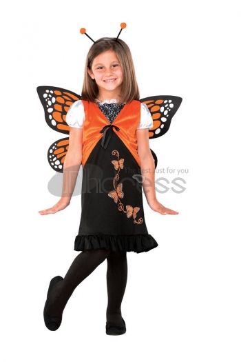 Halloween Costumes butterfly skirt