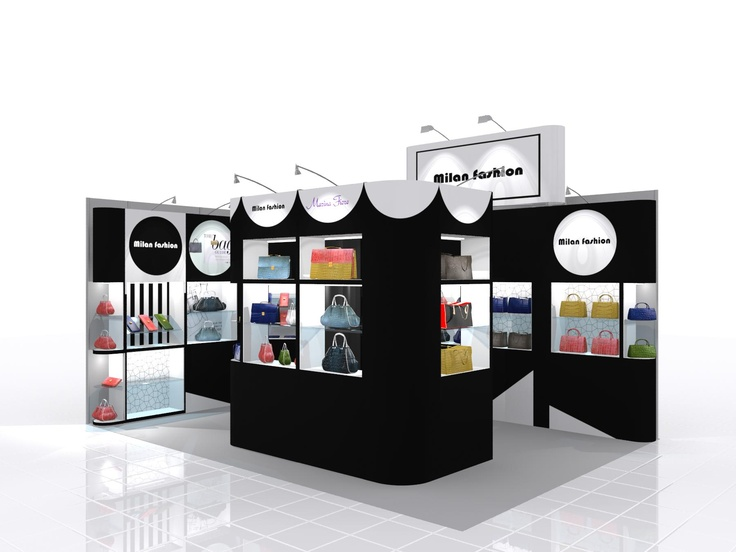 Modular Exhibition Stands Designs : Best images about beauty cosmetic exhibition stands