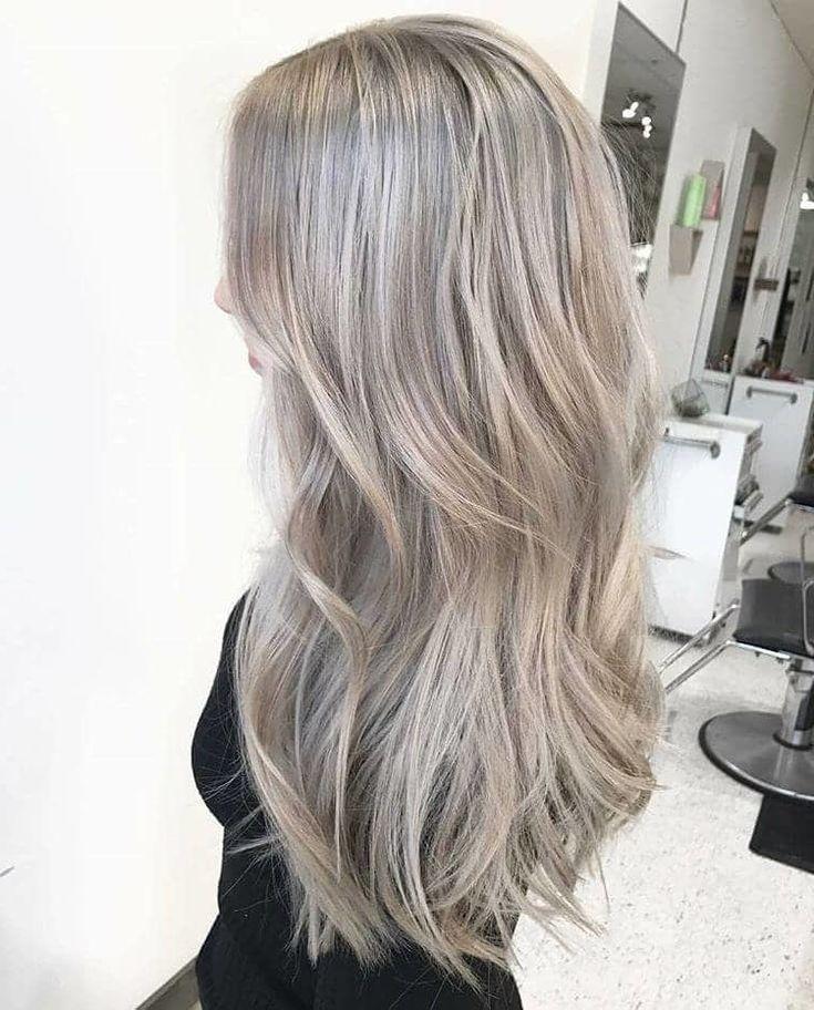 50 ash blond hair color ideas 2019 – Hair 2018