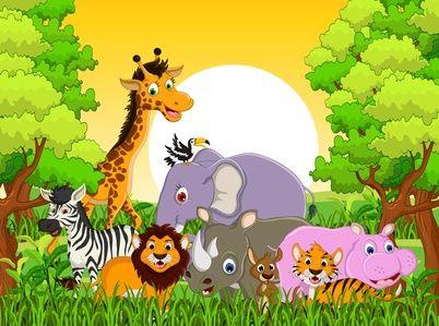 Venez découvrir les animaux en français, c'est drôle et facile !!!