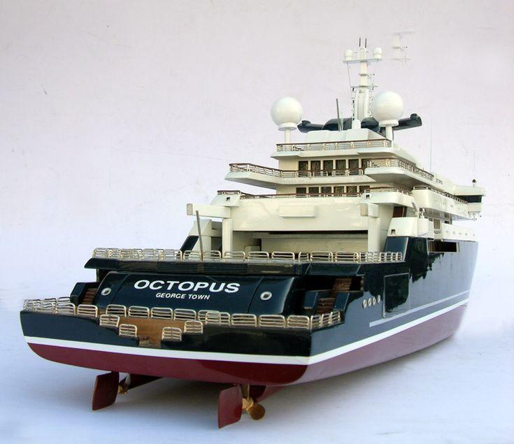 Octopus Mega Yacht | Octopus super yacht