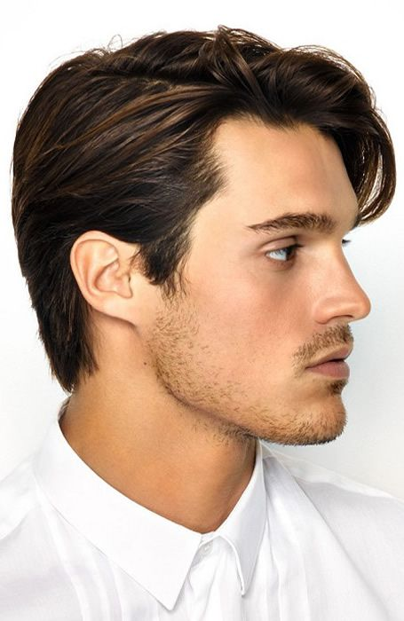Short On Sides Long On Top Haircut Name : Best 20 mens medium hairstyles ideas on pinterest medium