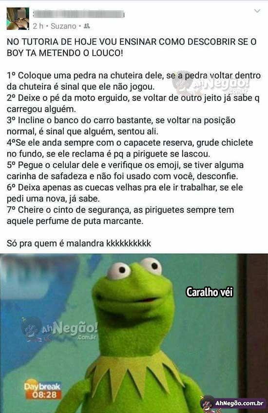 Ah Negão! - Page 4 of 4676