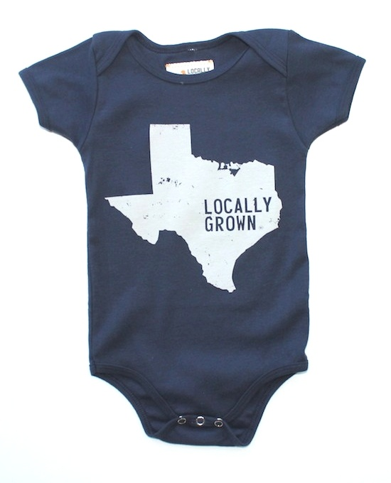 Locally Grown!: Local Grown, Texas Onesie, Baby Gifts, Texas Pride, Texas Baby, U.S. States, Baby Onesie, Texas Forever, Kid
