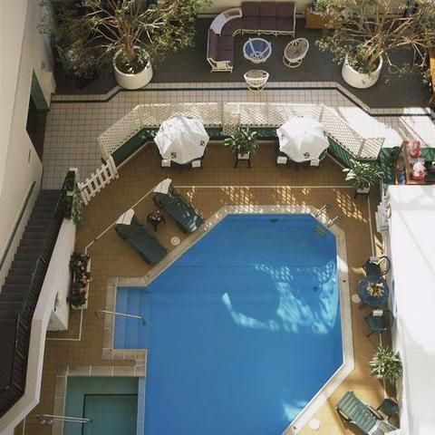 The-Atrium-Resort-Pool, Virginia Beach, VA