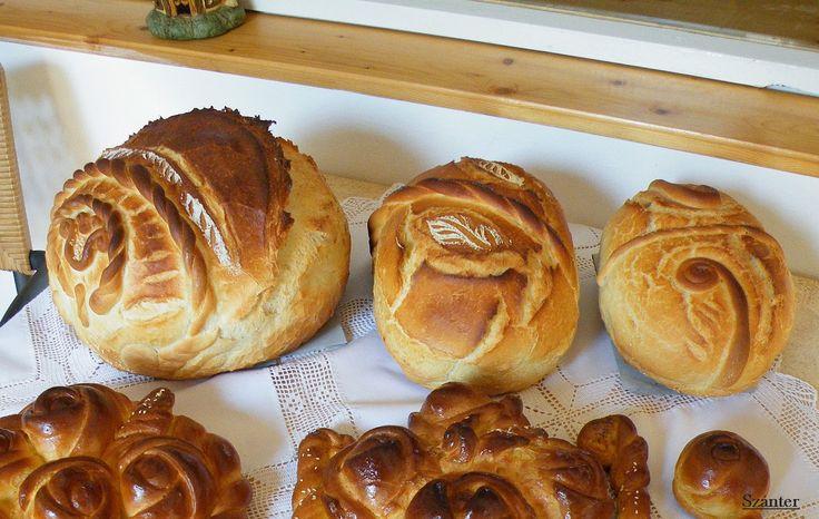 Szánter blogja.: Három a kenyér.