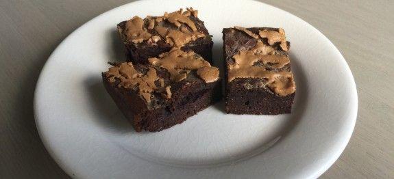 Deze gemakkelijk te maken koolhydraatarme pindakaas swirl brownies bevatten erg weinig koolhydraten en zijn ook nog is erg lekker! De chocolade en pindakaas is een perfecte smaakcombinatie.Je kan debrownies nog lekkerder maken door wat noten aan het beslag toe te voegen.