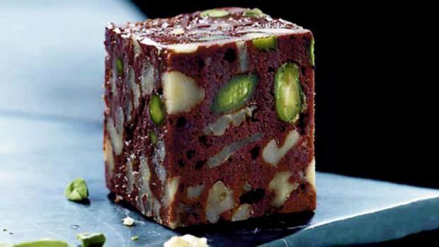 Luksus brownies | Opskrift fra Mette Blomsterberg | SØNDAG
