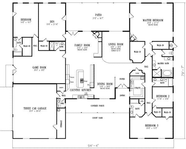5068 Sqaure Feet 5 Bedrooms 5 Bathrooms 3