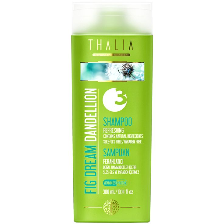 Saçlarınıza ferahlatıcı ve rahatlatıcı bakım yapar ve parlaklık kazanmasına yardımcı olur. İçeriğindeki karahindiba çiçeği özleri ile saçlarınızın daima bakımlı görünmesine yardımcı olur.  #saçbakım #saç #saçşampuan #hair #thalia #doğal #parabeniçermez #provitamin #şampuan #thaliaşampuan #doğal #şampuanlar